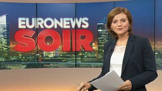 Euronews Soir : l'actualité du mercredi 28 août