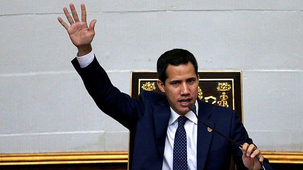 آمریکا دفتر دیپلماتیک ونزوئلا را در پایتخت کلمبیا افتتاح کرد