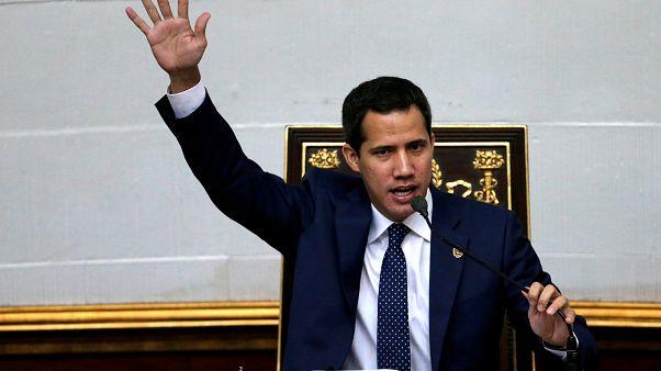 Venezuela: Juan Guaido gölge kabine kurdu