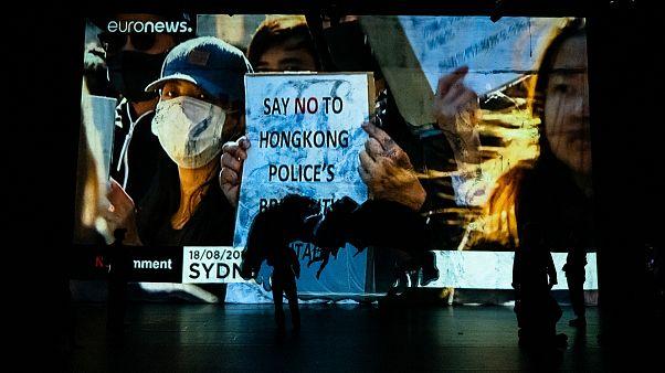 Auf dem roten Teppich der Ruhrtriennale: No Comment von Euronews