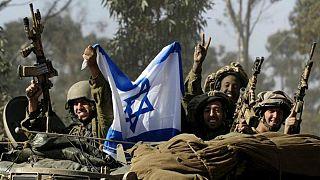 ارتش اسرائیل به فارسی توییت میکند