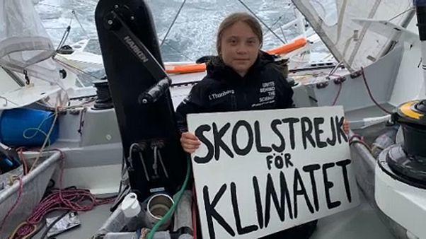 New York ouvre ses bras à Greta Thunberg