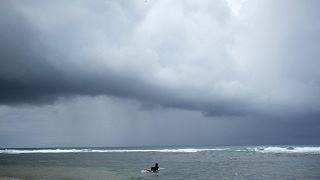 Megkímélte a Dorian hurrikán Puerto Ricót, de tovább erősödve tart Florida felé