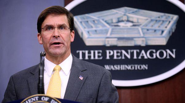 Pentagon: S-400'leri ülke dışına çıkarırlarsa Türkiye'yi F-35 programı için yeniden değerlendiririz