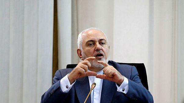 ظریف: اگر آمریکا میخواهد با ایران مذاکره کند باید به برجام بازگردد
