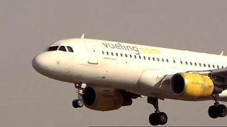 Vueling cancela 92 vuelos por otra huelga en El Prat