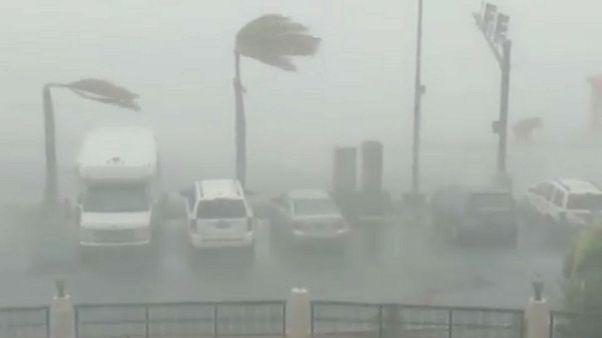 طوفان دوریان پس از پورتوریکو و جزایر ویرجین در راه فلوریدا