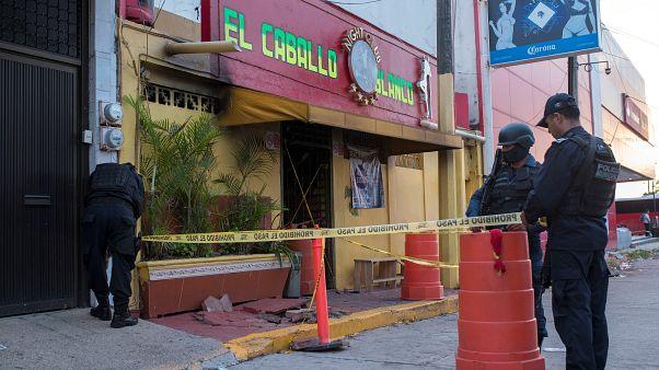 تفجير متعمد استهدف ملهى ليلي في المكسيك