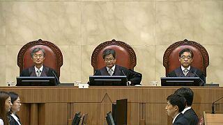 محكمة كوريا الجنوبية