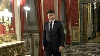 Róma: Conte marad a kormányfő, Salvini kivár