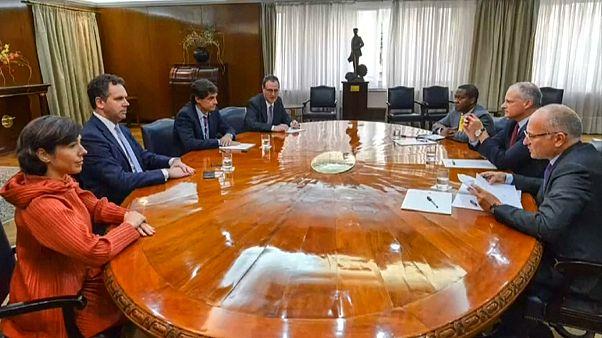 Verhandlungen zwischen Argentinien und IWF