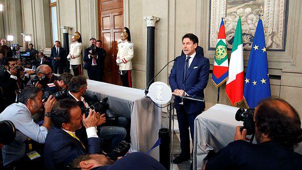پایان راستگرایی در ایتالیا؛ کونته با ائتلافی جدید دوباره نخست وزیر شد