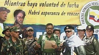 """El que fuera número 2 de las FARC """"Iván Márquez"""" anuncia que retoma las armas"""