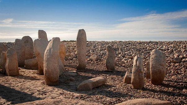 Hitzewelle bringt 5000 Jahre altes spanisches Stonehenge zum Vorschein