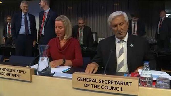 EU-Verteidigungsminister beraten erstmals über Klima
