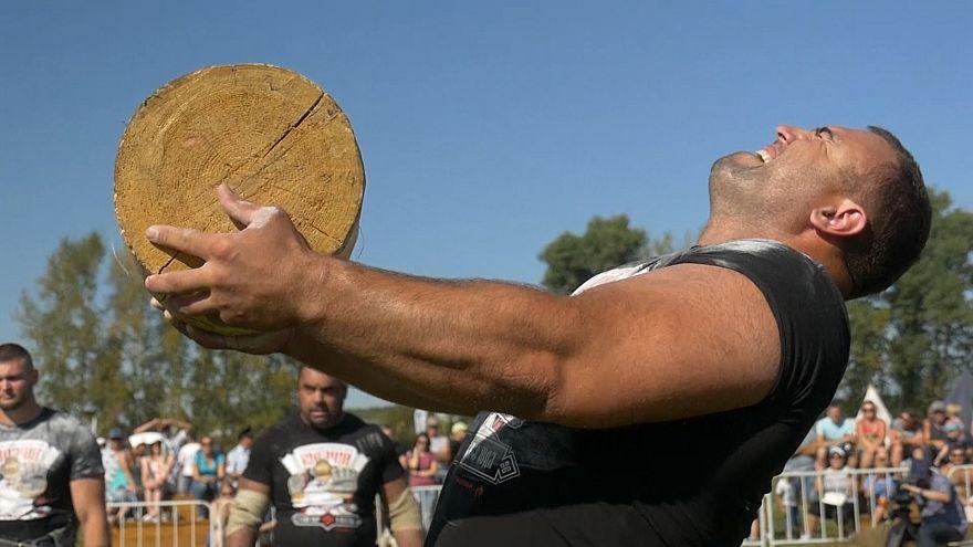 Соревнования по этноспорту в Тамбовской области
