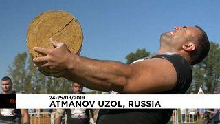 شاهد: لعبة كيلا الروسية التي تجمع بين فنون القتال والركبي