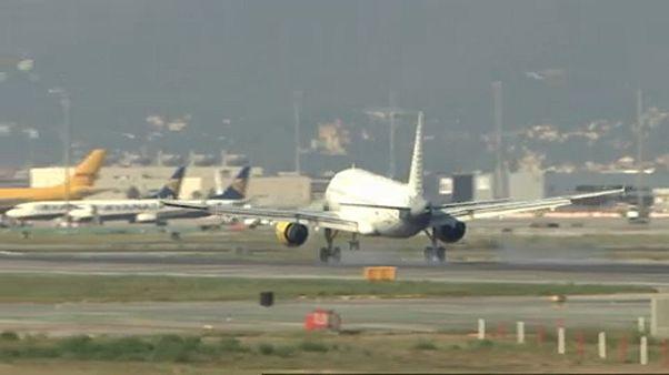 Pagaille en vue à l'aéroport El Prat à Barcelone