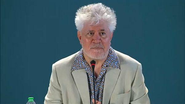 """Venezia, Almodovar: """"Il Leone alla carriera è un atto di giustizia"""""""