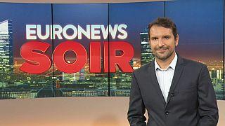 Euronews Soir : l'actualité du jeudi 29 août 2019