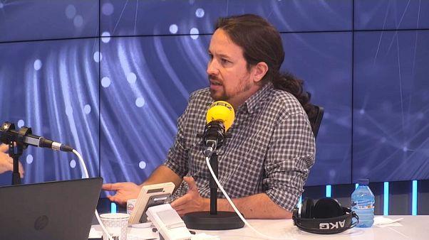 Iglesias insiste en un Gobierno de coalición para España