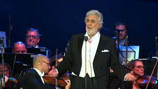 Fans feiern Opernstar Plácido Domingo - Vorwürfe wegen sexueller Übergriffe