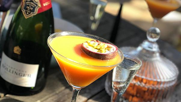 The Porn Star Martini was invented in 2003