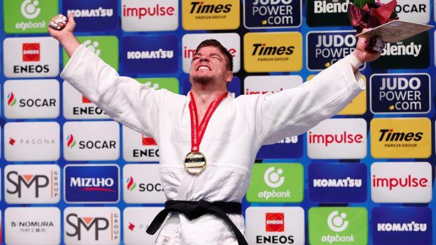 جودو قهرمانی جهان؛ هلند پس از ده سال در «نیپون بودوکان» به مدال طلا رسید