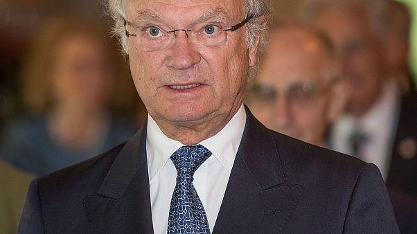 Carl XVI Gustaf of Sweden 2016