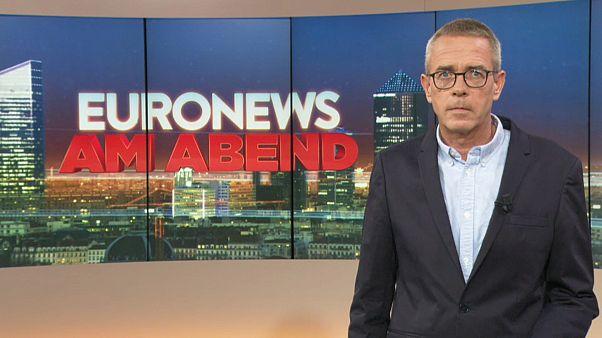 Euronews am Abend vom 29.08.2019