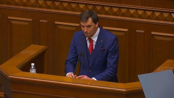 Alexei Goncharuk será el primer ministro de Ucrania