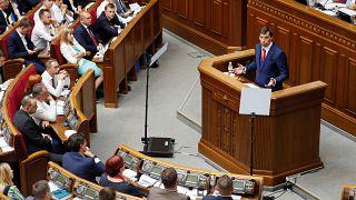 Алексей Гончарук назначен премьер-министром Украины