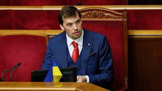35 yaşındaki Aleksey Gonçaruk Ukrayna'nın yeni başbakanı oldu