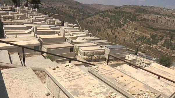 Weit unterhalb des Jerusalemer Hauptfriedhofs von Har Hamenuchot entsteht eine neue unterirdische Grabstätte