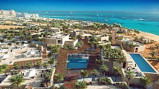 How do you make a luxury tourism destination zero-carbon?
