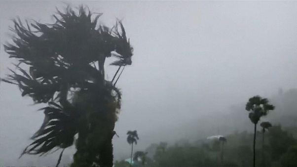 Dans les Caraïbes, la tempête Dorian se renforce