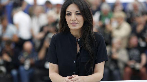 مريم توزاني مخرجة فيلم آدم في مهرجان كان، فرنسا- أرشيف رويترز