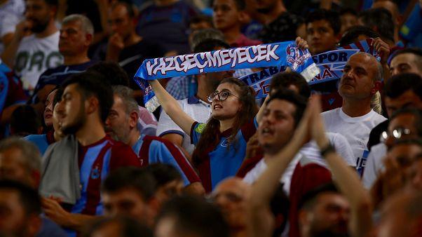 Trabzonspor UEFA Avrupa Ligi gruplarına yükseldi