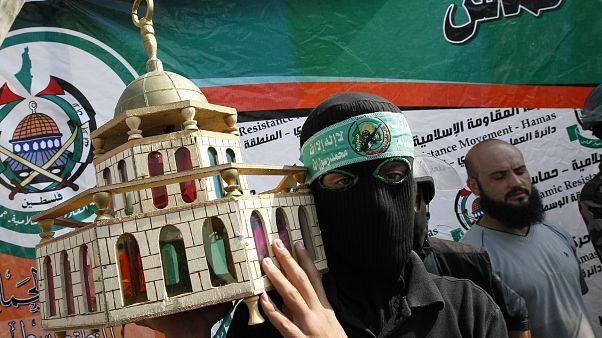آمریکا چهار ایرانی را به اتهام انتقال پول از سپاه پاسداران به حماس تحریم کرد