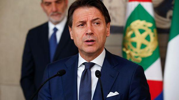 Джузеппе Конте формирует новое правительство Италии