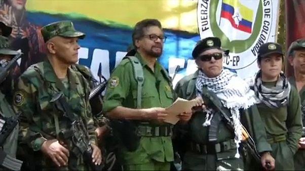 """""""No hay una nueva FARC sino narcoterroristas apoyados por Maduro"""" dice Duque"""