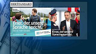 """Österreich wählt und gleich zweimal gibt es """"einen, der unsere Sprache spricht"""""""