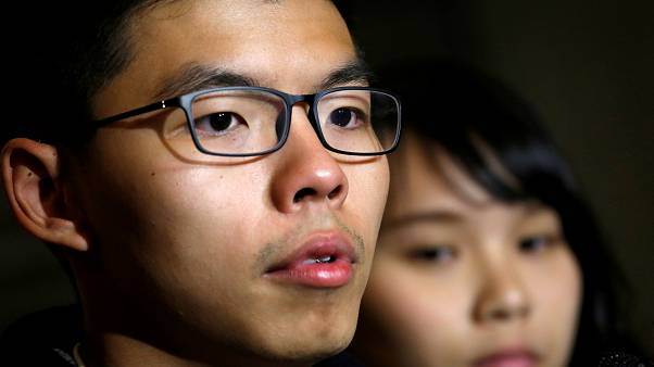 Hong Kong pro-democracy activists arrested ahead of planned protests