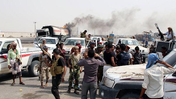 مقتل نحو 100 شخص في قصف على سجن في ذمار باليمن (الصليب الأحمر)