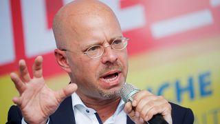 AfD-Scharfmacher Kalbitz (46) - Rechtsextreme Vergangenheit vertuscht?