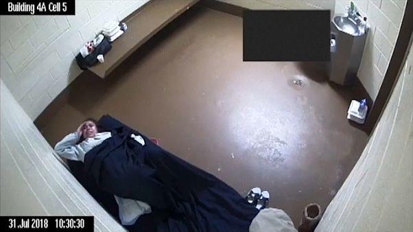 شکایت زنی که به تنهایی در زندان دنور آمریکا مجبور به زایمان شد