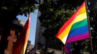 علم المثليين في نيويورك
