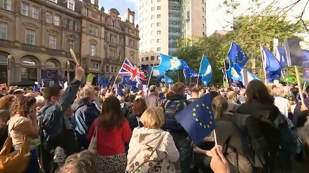 Un juge écossais rejette une demande de contrer la suspension du Parlement britannique
