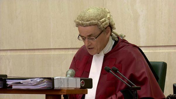 Juez escocés rechaza bloquear la suspensión del Parlamento británico