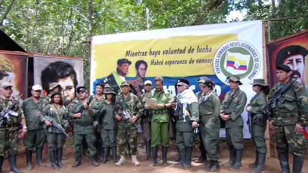 Dissident FARC rebels killed in Colombia after taking up arms again